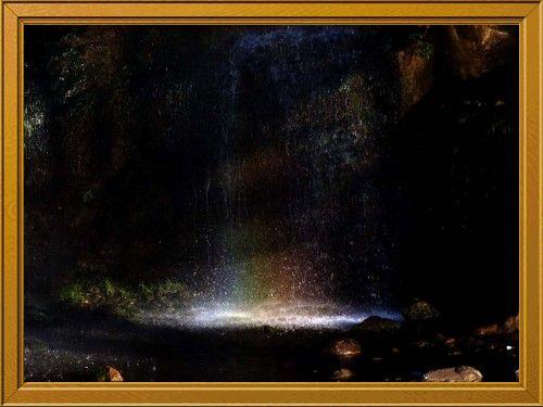 Fotolog de japones: Cascada Y Arco Iris